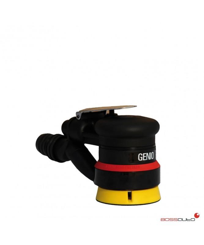 Lijadora neumática GENIO con aspiración central Ø75 mm