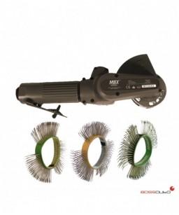MBX® Máquina neumática ECO 11 mm + 3 cepillos