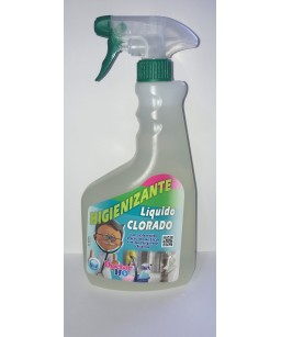 Higienizante liquido...