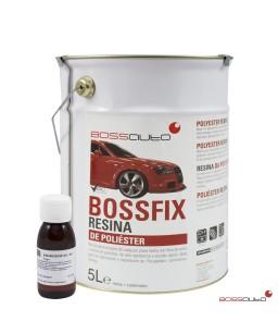 BOSS FIX Resina + catalizador 5L