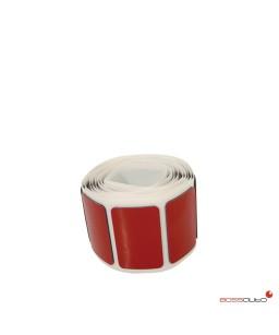 Cinta adhesiva doble cara retrovisores 29 x 41 mm (rollo 50 uds.)