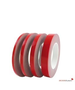 Cinta adhesiva doble cara HSA acrílica 6 mm x 10 m