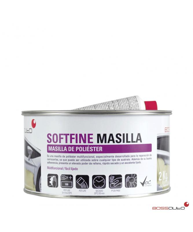 SOFT FINE multifunción 2 kg