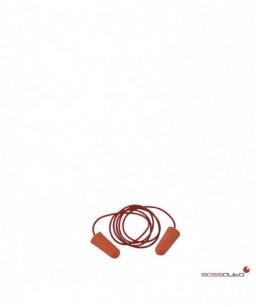 Tapones de protección para oído desechables SNR: 37 dB (200 uds.)