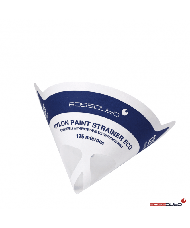 Colador de papel 125 micras con malla de nylon ECO (Caja 1000ud)