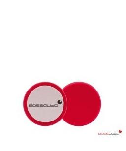 Tampón de acabado rojo Ø 79 x 25 mm