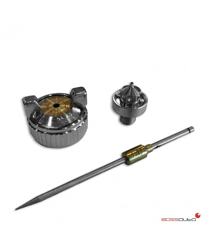 KIT boquillas para pistola mini alta presión